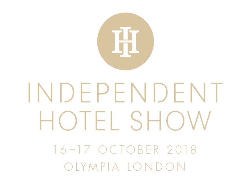 independent hotel show 2018 logo