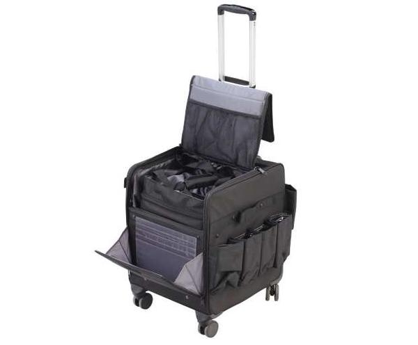 2087 Small Mini Roller Housekeeping Cart