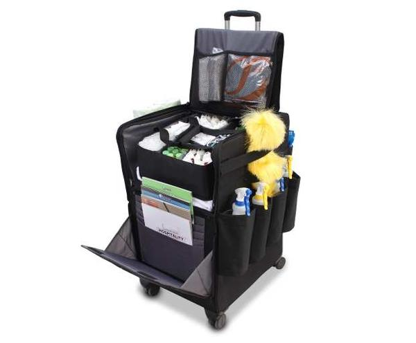 2088 Large Mini Roller Housekeeping Cart