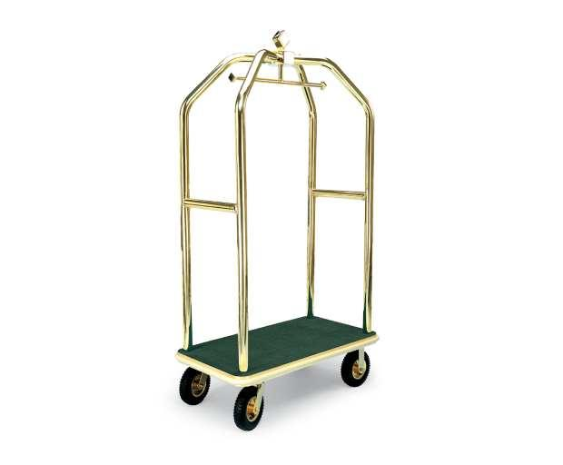 Deluxe Luggage Cart