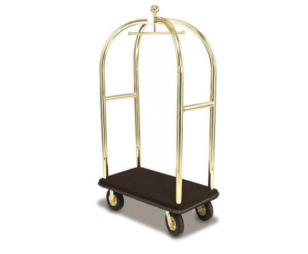 2421 Birdcage Luggage Cart