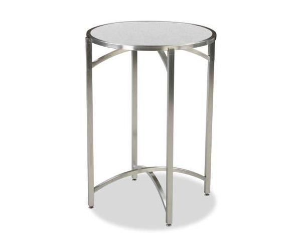 Eco-Flex Round Buffet Table with Trend Top