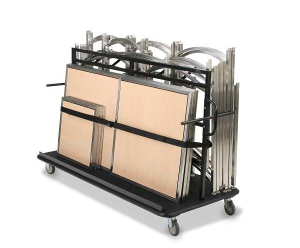 Eco-Flex Buffet Table Storage Trolley