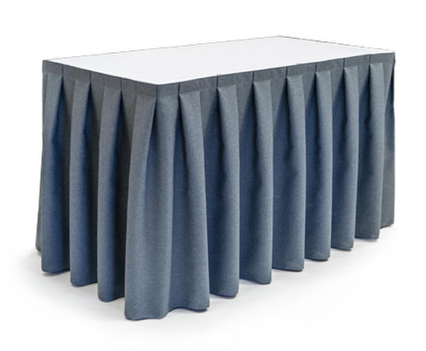 Buy buffet table skirting from the uk experts forbes group table skirting watchthetrailerfo