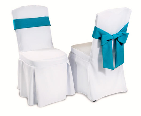 Chair tie bows