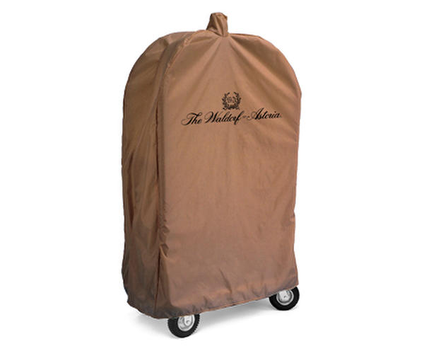 Luggage cart cover