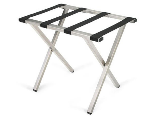 Folding hotel luggage rack 804-SS