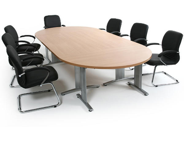 Modular meeting room tables