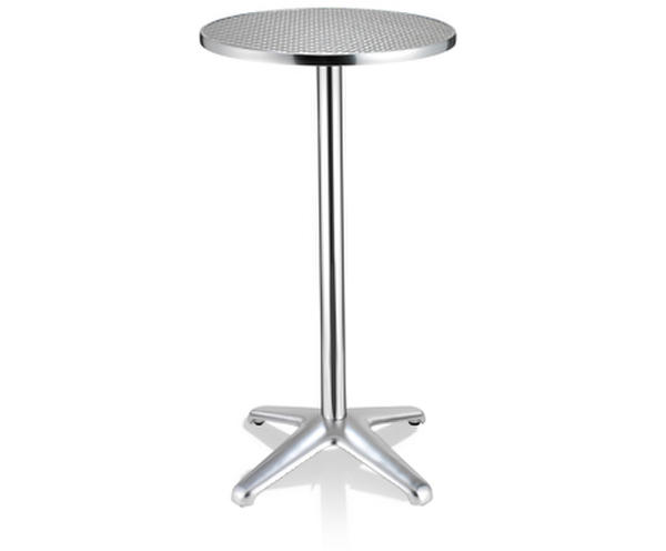 Round poseur table (Grenadine)