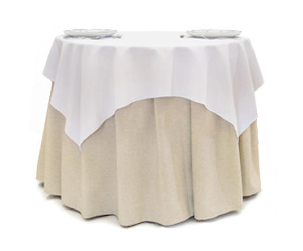 Restaurant Table Skirting