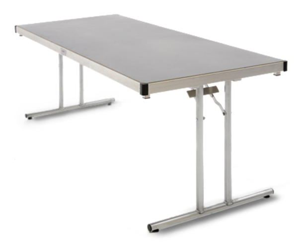 Folding Banquet Table with T-legs