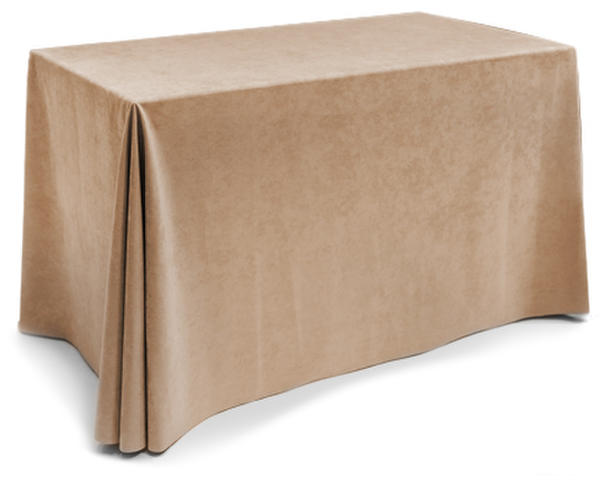 Cut to size tablecloth