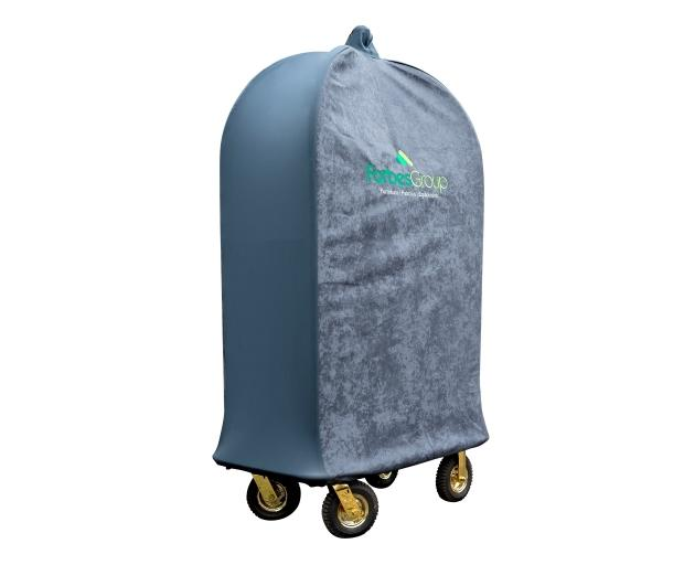 Order Your Hotel Luggage Trolley Covers In A Range Of