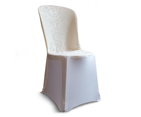 Horizon stretch chair cover