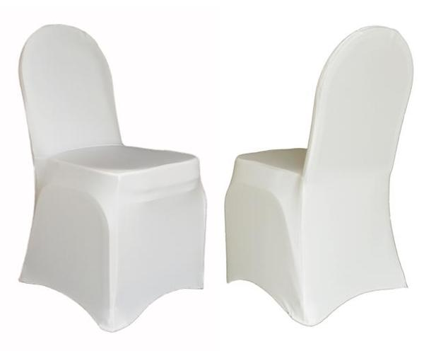 Stretch conference chair covers
