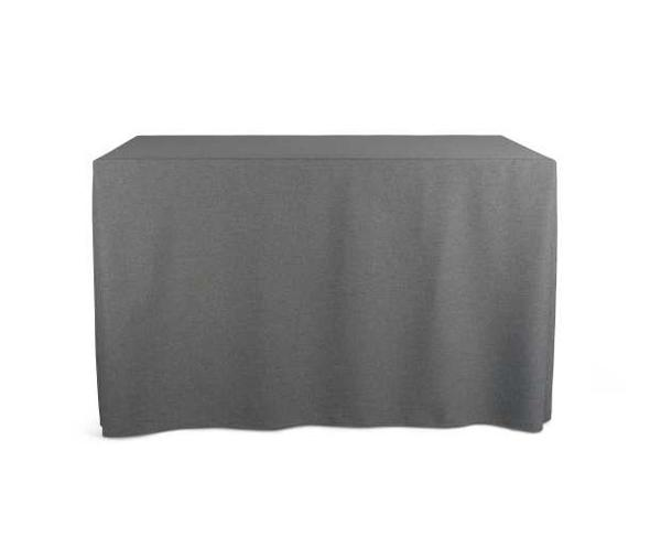 Rectangular Table with Contemporary Table Cover