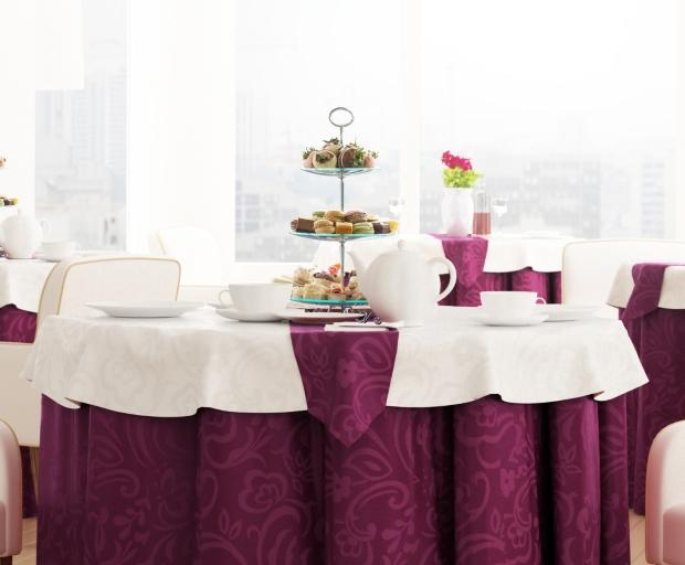 Luxury Weave Tablecloths & Napkins
