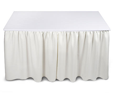 Simple Fit Table Skirting Forbes Group