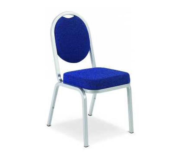 Fire retardant stacking banquet chairs
